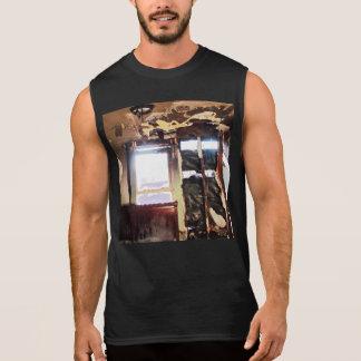 Window of Poverty Sleeveless Shirt
