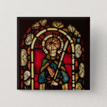Window of St. Timothy Pinback Button