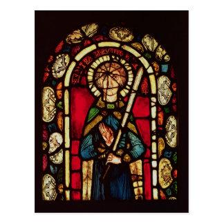 Window of St. Timothy Postcard