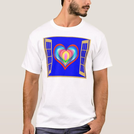 Window of The Heart T-Shirt