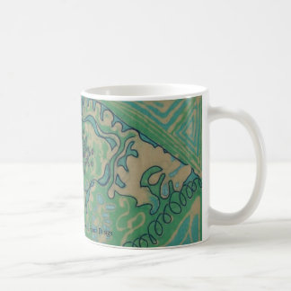 """Window of the Soul"" Coffee Mug"