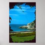 Hotel Milocer Montenegro Adriatic View Poster
