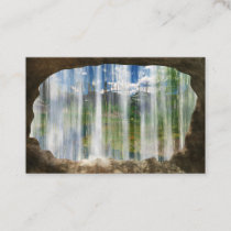 Window on the Cwm Bookmarks Business Card