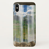 Window on the Cwm iPhone Case