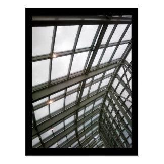 window on the sky :: adler planetarium postcard
