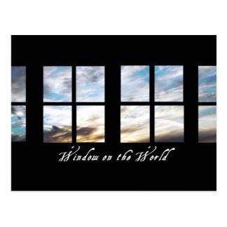 Window on the World No. 2 | Postcard
