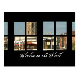 Window on the World No. 3 | Postcard
