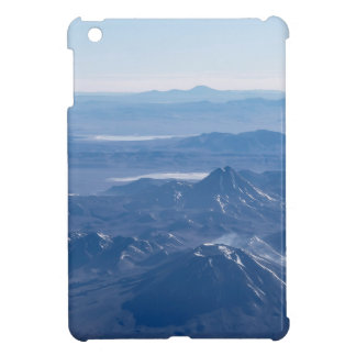 Window Plane View of Andes Mountains Cover For The iPad Mini