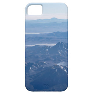 Window Plane View of Andes Mountains iPhone SE/5/5s Case