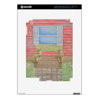 window porch skins for iPad 3