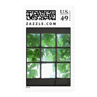 Window Postage Stamps