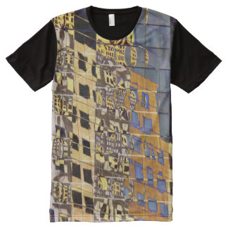 Window Reflections All-Over Print Shirt