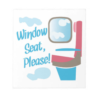 Window Seat Notepads
