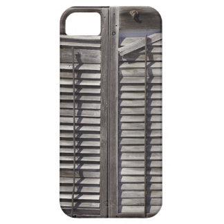 Window Shutters iPhone SE/5/5s Case