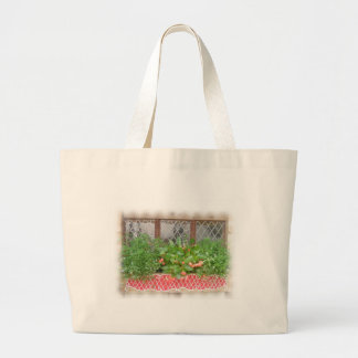 Window Sill Spring Tote Bags