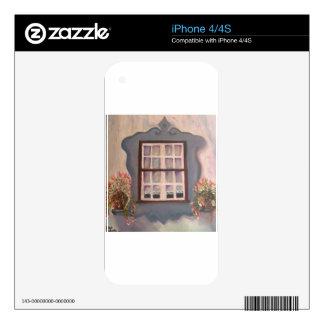 Window iPhone 4 Decals