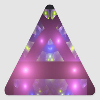 Window Triangle Sticker