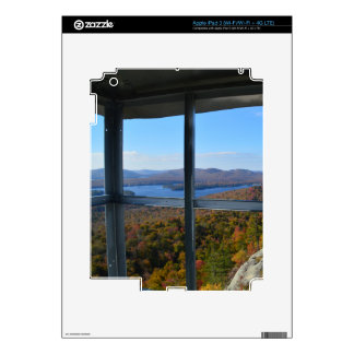 Window to Bald Mountain Decals For iPad 3