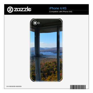 Window to Bald Mountain iPhone 4S Decals