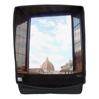 Window to Florence Bag