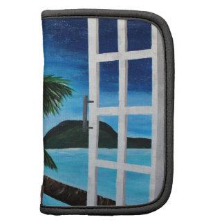 Window to Paradise Beach Organizer