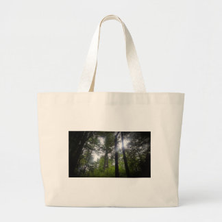 window-to-the-canopy-kevin-humphrey large tote bag
