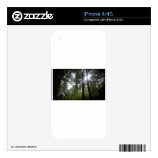 window-to-the-canopy-kevin-humphrey skin for iPhone 4