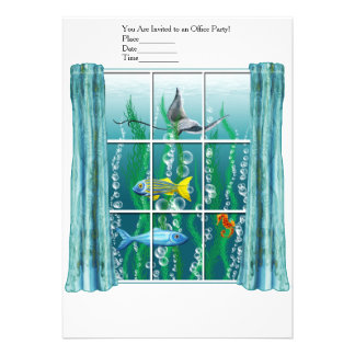 Window to the Sea Card