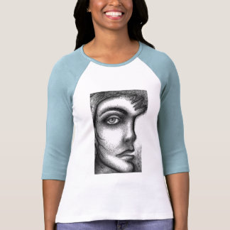WINDOW to the SOUL (2) by CR SINCLAIR  T shirt
