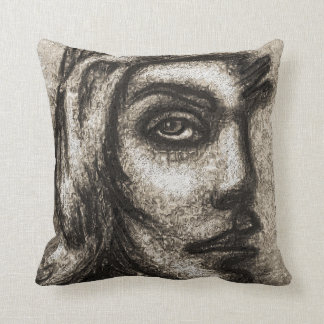 WINDOW to the SOUL pillow by CR SINCLAIR