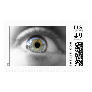 Window to the Soul Postage Stamps