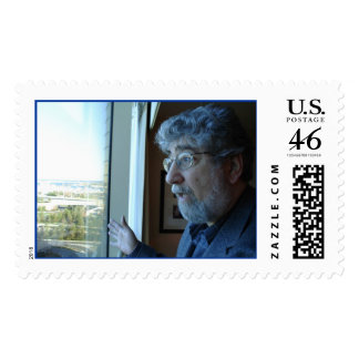 Window to the World Postage Stamps