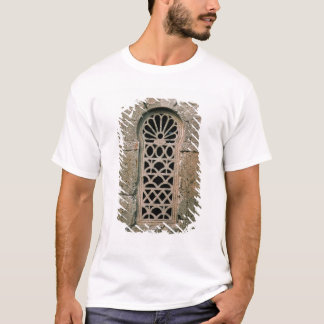 Window tracery, from  Basilica San Juan T-Shirt