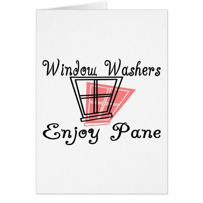 Window Washers Card