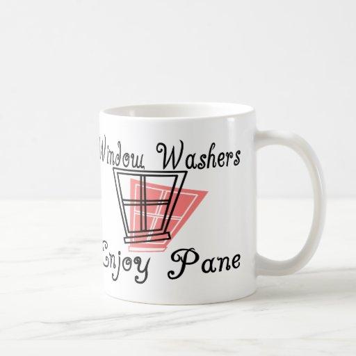 Window Washers Coffee Mug