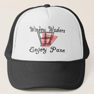 Window Washers Trucker Hat
