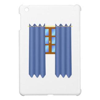 Window with Drapes iPad Mini Case