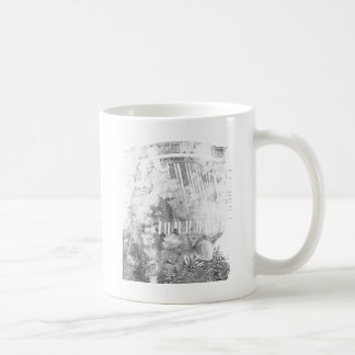 WINDOWBOX BLK & WHT.jpg Coffee Mug