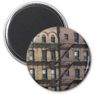 Windows 2 Inch Round Magnet