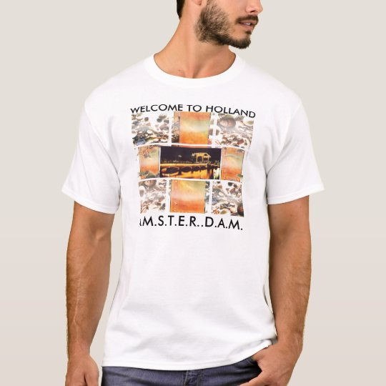 Windows 2 T-Shirt - Amsterdam