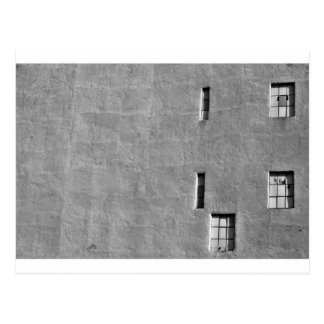 """windows"" by Coressel Productions Postcard"