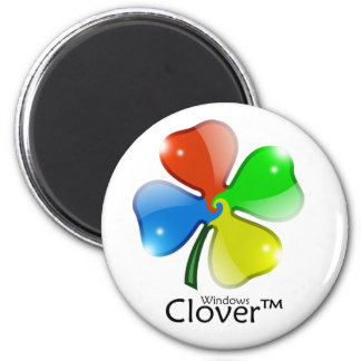 Windows Clover Edition Magnet