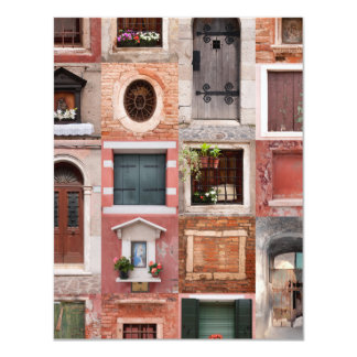 Windows & Doors Photo Grid Card