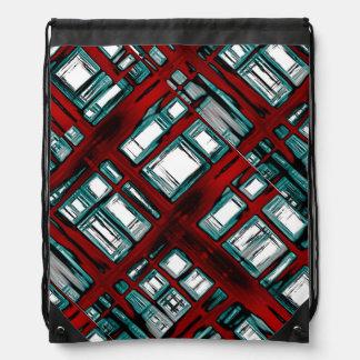 windows drawstring bag