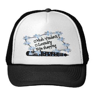 Windows, Laundry or Shopping! Mesh Hat