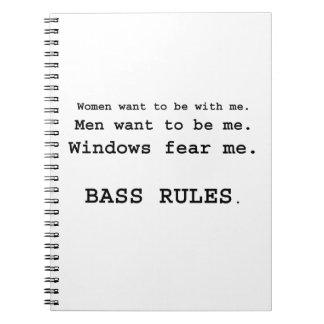 Windows me teme la versión masculina del bajista notebook