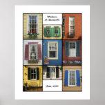 windows of annapolis print