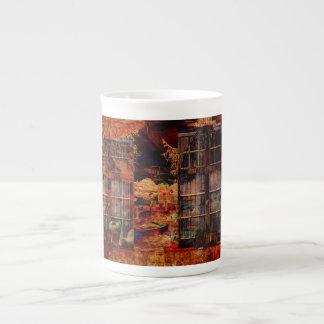 Windows to the Soul Tea Cup