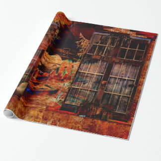 Windows to the Soul Wrapping Paper