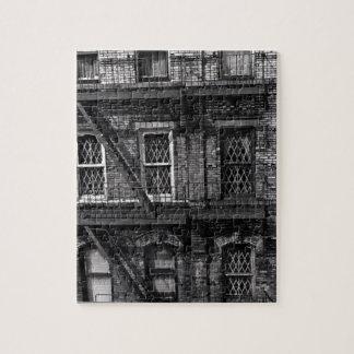 Windows urbano puzzles